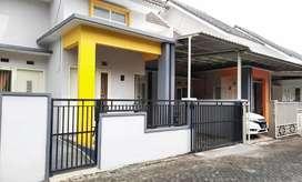 Rumah dikontrakkan deket UB malang