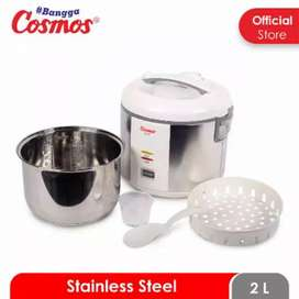 {AMAZING}Cosmos Magic Com CRJ9303 – Magic Com 2 Liter Stainless Steel