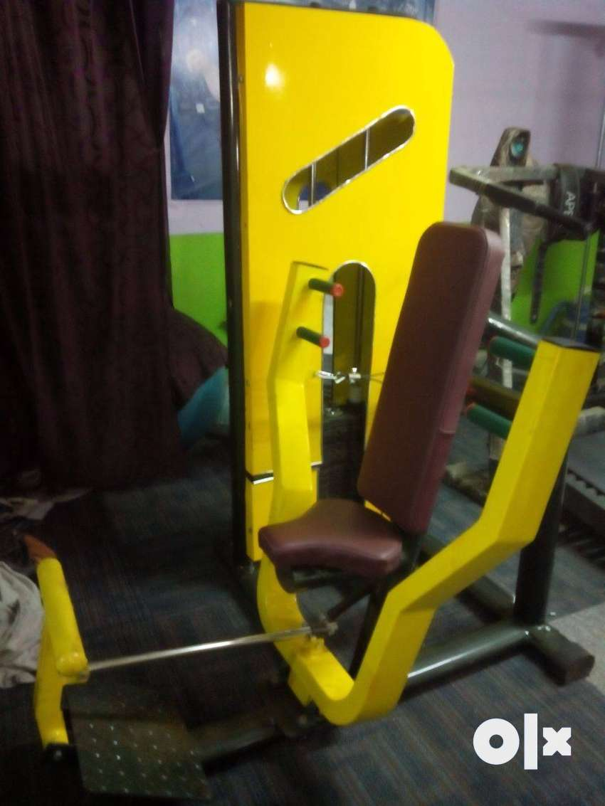 gym setup high class setup commercial new commercial use just rupee 3. 0