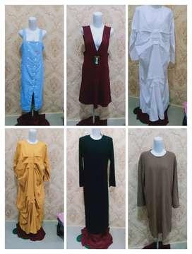 Baju wanita bahan import,mau jual semua,siapa cepat dya dpt