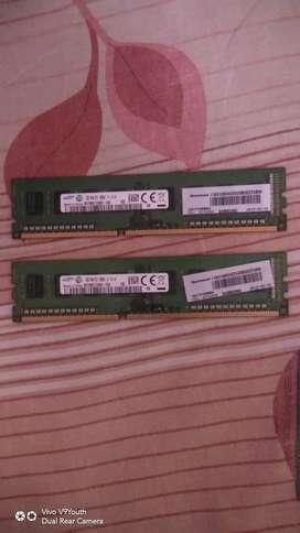 DRR3 desktop Ram