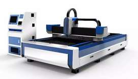 CNC laser cutting machines for stainless and carbon steel
