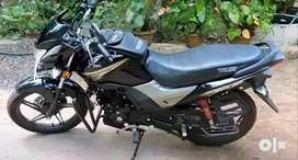 Sp shine 125 cc