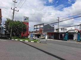 200an m2 Dekat UGM, Jalan Kaliurang Km 8: Cocok Bangun Rumah pun Kost
