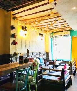 Furnished Restaurant .Franchise of very reputed food brand near Behala