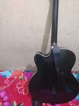 Givson guitar with bag