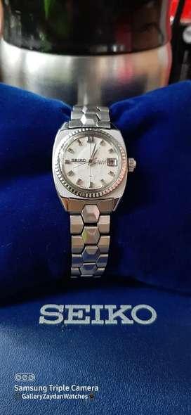 Jam tangan wanita Seiko SeaLion HiBeat Automatic original LikeNew