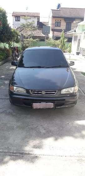 Corolla '97, Mobil Second, Sedan, Siap Pakai