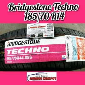 BIG PROMO BAN Xenia Avanza Panther 185/70R14 BRIDGESTONE TECHNO