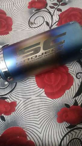 Sc project silencer