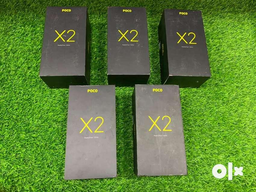 Poco X2 6/128gb Open box