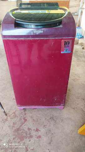 Whirlpool Washing Machine fully automatic top load in a best condition