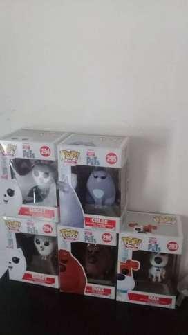 mainan anak the secret life of pets