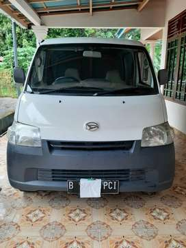 Dijual Daihatsu gran max bil van
