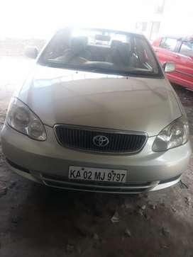 Toyota Corolla 2004 Petrol Well Maintained