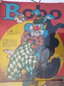 Majalah Bobo jadul tahun 1975