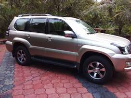 Toyota Land Cruiser Prado 2005 Petrol 98800 Km Driven