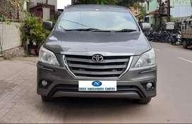 Toyota Innova 2009-2011 2.5 GX 8 STR, 2013, Diesel