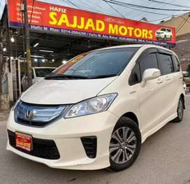 Honda Freed Hybrid 1.5 G Highway Edition Model 2012