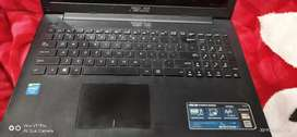 Asus laptop 15.6' in very good condition