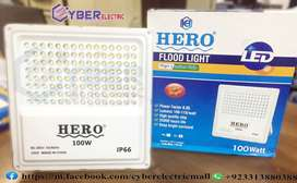 Hero Flood Light  100w