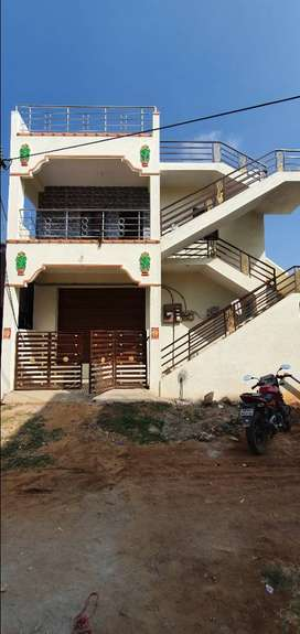 Ground Floor Factory Shed ( 23HP )- First Floor 2BHK & 1 BHK House.