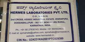 Operator for Chemical Industry