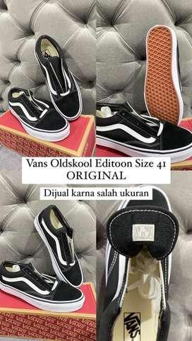 ORIGINAL Vans Oldskool Edition Size 41