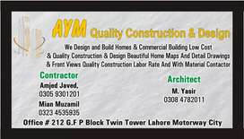 AYM Quality Construction & design