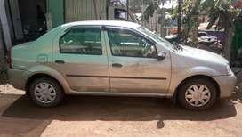 Mahindra Renault Logan, 2009, Petrol
