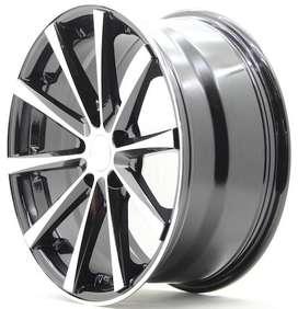 velg hsr wheel ring 18 inc bisa utk mobil brv,civic,innova