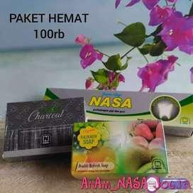 AnAm NASA Paket Flek Hitam