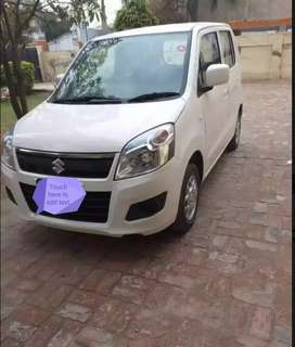 Suzuki wagon r for rent (with driver)