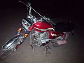 2012 model 125 )Only intrested people contact us