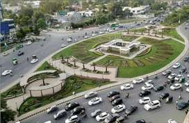 Space Available for Sale & Rent at Liberty Round About Gulberg Lahore.