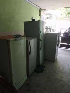Dcr kulkas showcase frezer mesin cuci ac tv rusak atau normal bs ambil