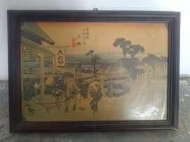 Jual mosaic kuno Tionghoa harga Rp. 5 juta