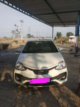 Toyota Etios liva VD model December 2017