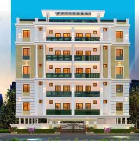 Luxury 3BHK Flats For Sale At Tolichowki Near Brindavan Colony