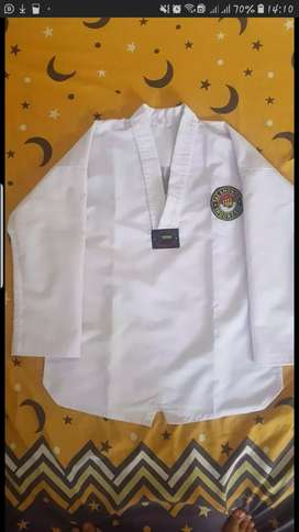 Baju Taekwondo Pemakaian 1 kali