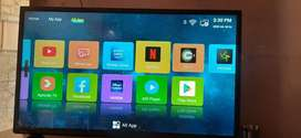 Android Smart TV And Assembled AC From 7500
