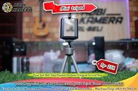 Tripod Kamera Harga Gak Bakal Bikin Mewek