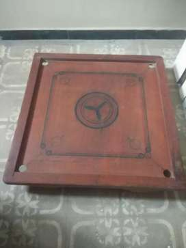 Carrom board. Shahi