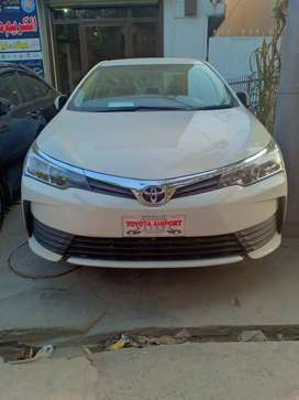 Toyota Corolla Gli AT Bank Leased Available 2019