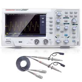 Hanmatek DOS1102 Digital oscilloscope with 2 Channels & 7 inch Screen