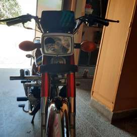 Bike honda125  sticker 2018 model