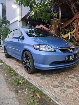 Honda City Liwar Langkar
