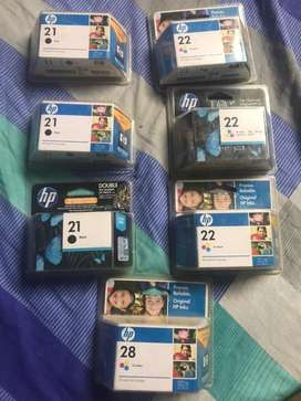 HP cartridges for sale in wholesale rate