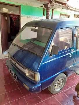 Suzuki carry extra tahun 1988 pajak kelewat 1thn mesin garing