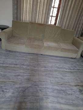 Sofa Set ( 4 + 1 + 1 seats)